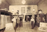 Louis Aiuto Tailor Shop 1940s