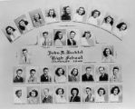 John R. Buchtel High School January 1948