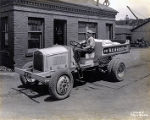 Truck and Driver from the W. E. Wright Company