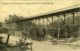Bridges over the Cuyahoga River between Akron and Cuyahoga Falls, Ohio