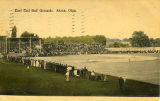 East End Ball Grounds, Akron, Ohio