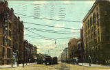 Main Street Looking South, 1912