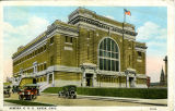Akron Armory of the Ohio National Guard