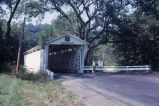 Everett Road Covered Bridge