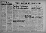 The Ohio Informer - Vol. X - No. 1