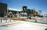 Construction of the new St. Vincent - St. Mary's High School