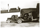 Akron Motor Cargo Co. Trucks