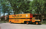 Allied Van Lines Truck