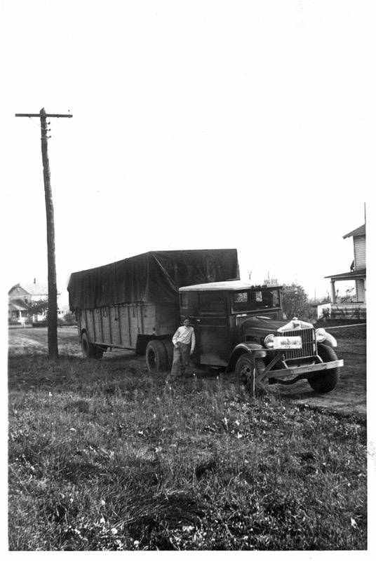 Givens Trucking Company - Trucking History Collection